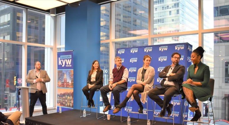 KYW Newsradio Executive Briefing 2020 1