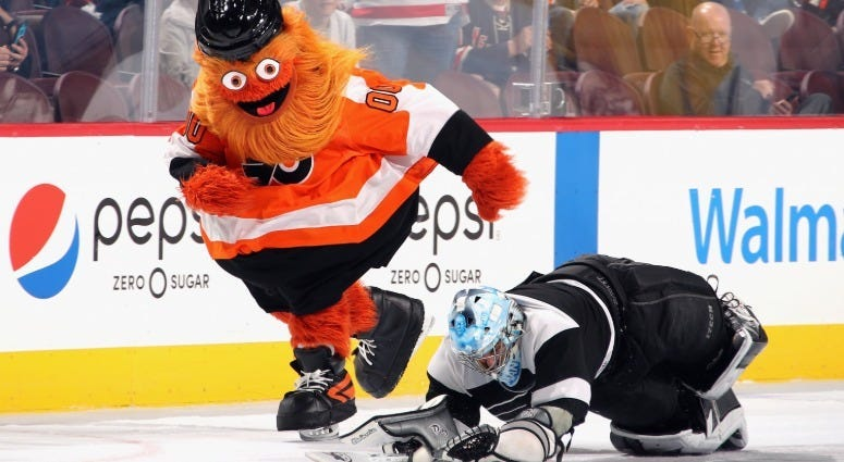 Best of 2018: Gritty takes Philly by storm 10