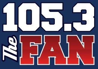 1053 The Fan Logo