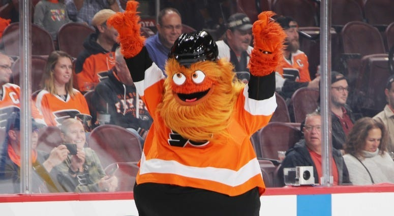 Best of 2018: Gritty takes Philly by storm 11