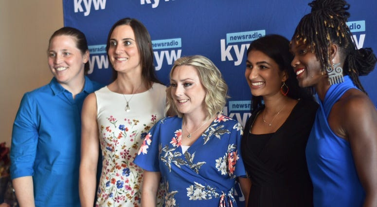 A big name in news helps honor 5 inspiring women in Philadelphia