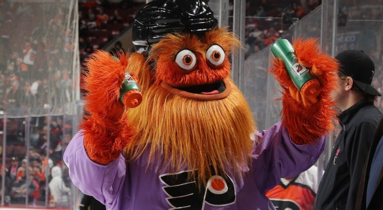Best of 2018: Gritty takes Philly by storm 4