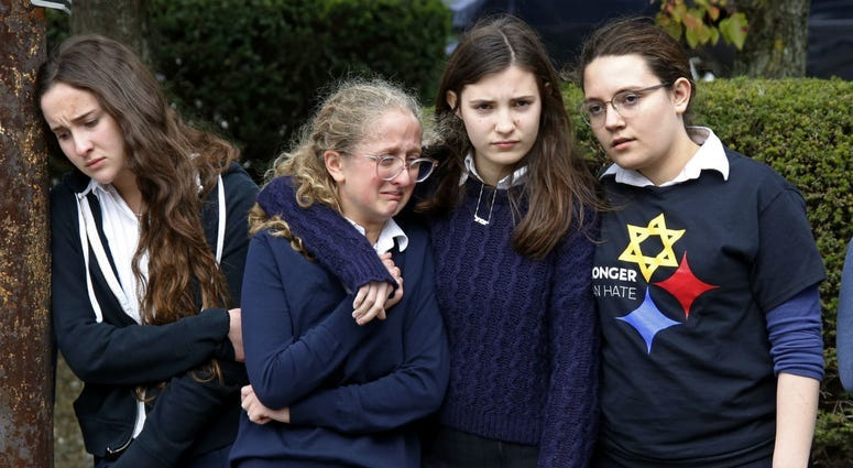 Photos: Pittsburgh synagogue funerals