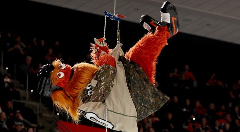 Best of 2018: Gritty takes Philly by storm 7