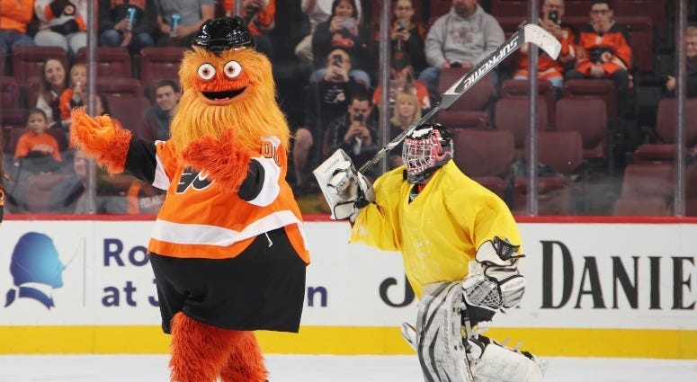Best of 2018: Gritty takes Philly by storm 9