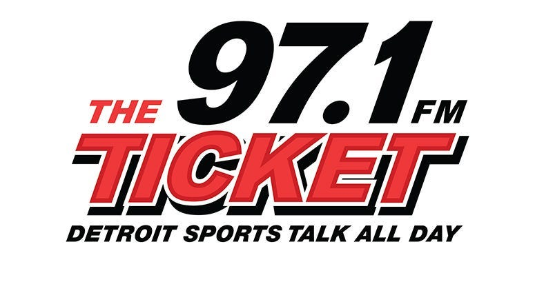 97.1 The Ticket Logo