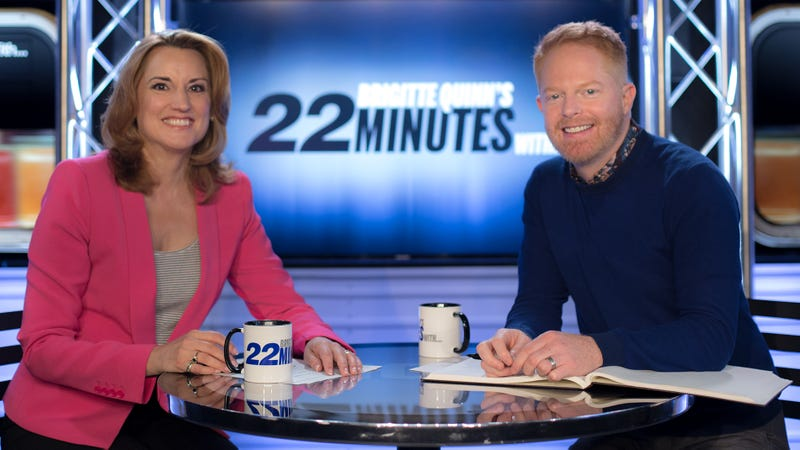 Actor Jesse Tyler Ferguson Dishes About 'Modern Family' And More On '22 Minutes'