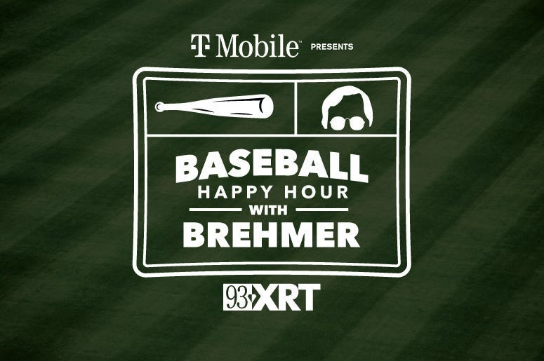 Baseball Happy Hour