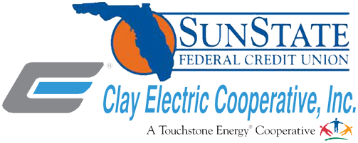 Clay Electric Cooperative-Sunstate Federal Credit Union