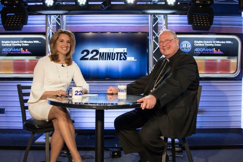 Cardinal Timothy Dolan Talks Lent, St. Patrick's Day Parade, Trump & More