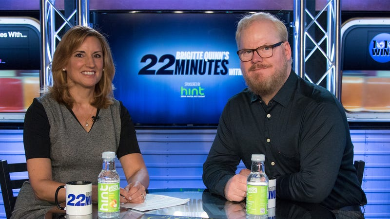 Comedian Jim Gaffigan Professes His Love For NYC & 1010 WINS