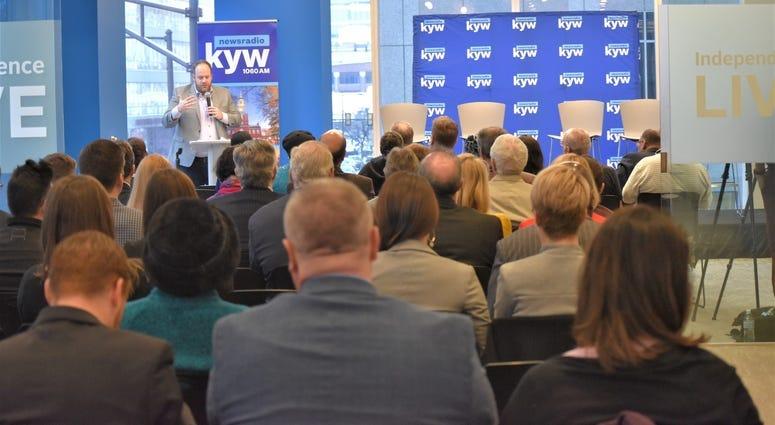 KYW Newsradio Executive Briefing 2020 14