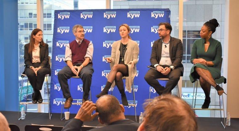 KYW Newsradio Executive Briefing 2020 20