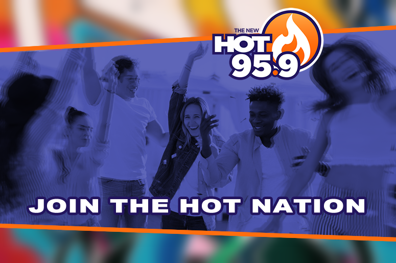Join the Hot Nation