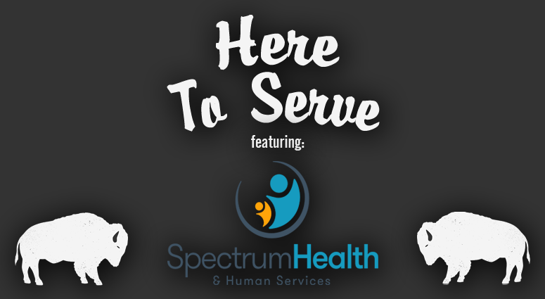 Here to Serve - Cindy Voelker of Spectrum Health and Human Services