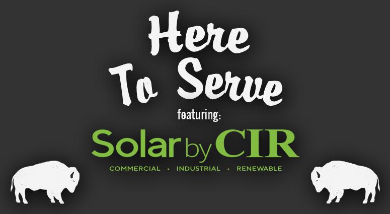 Here to Serve - Darrin Harzewski of Solar by CIR