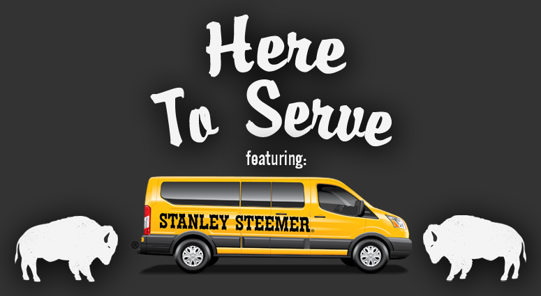 Here to Serve - Eric Ford of Stanley Steemer