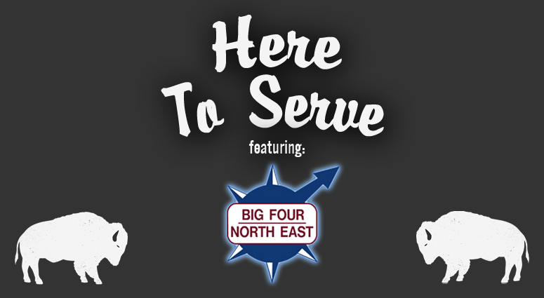 Here to Serve - Matt Lee of Big Four North East Cleaners