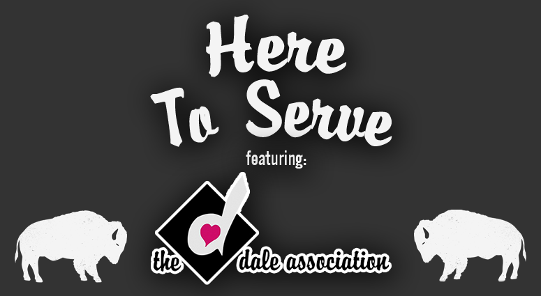 Here to Serve - Maureen Wendt of The Dale Association