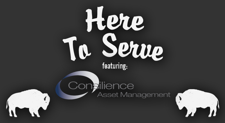 Here to Serve - Roger Faulring of Consilience Asset Management