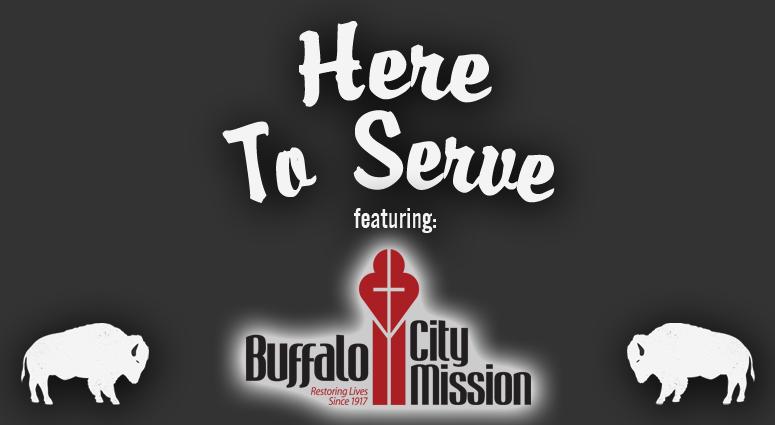 Here to Serve - Aubrey Calhoun of Buffalo City Mission