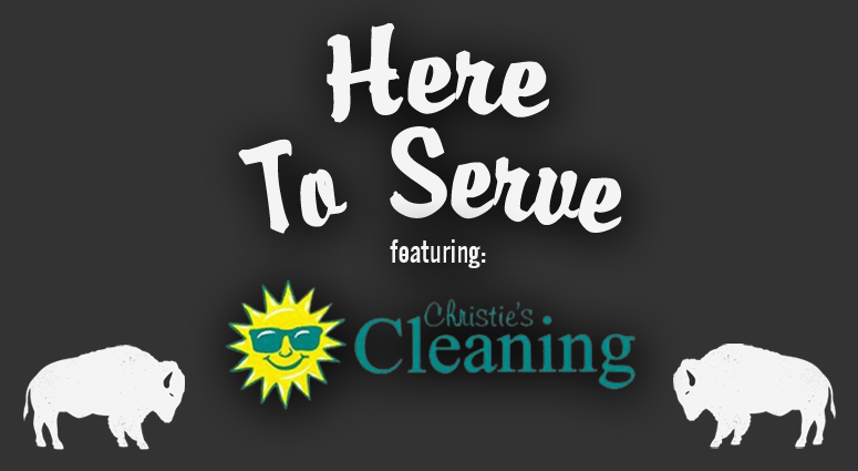Here to Serve - Christie Johnson of Christie's Cleaning