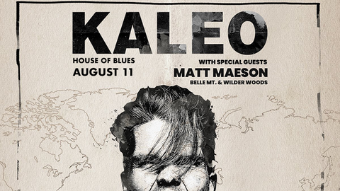 "KALEO ""Fight Or Flight"" Tour"