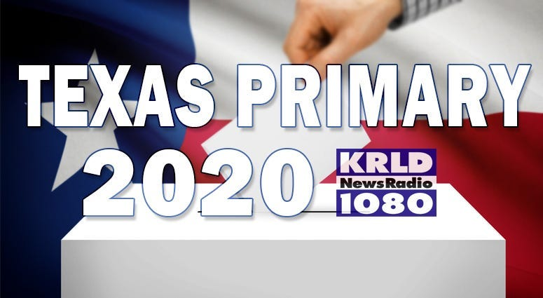 Texas Primary 2020 Results