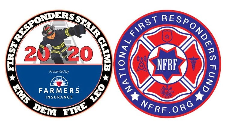 Team 95.7 The GAME Supports The National First Responders Virtual Stair Climb