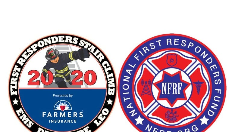 KCBS Radio Supports The National First Responders Virtual Stair Climb