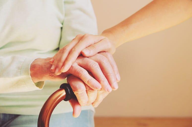 Senior Care Dreamstime