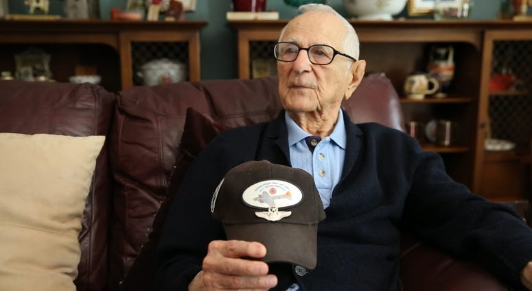 'I managed to make my own luck': Radnor pilot recalls 'something sinister' day before Pearl Harbor 1