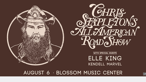 Rescheduled: Chris Stapleton: All-American Road Show Tour