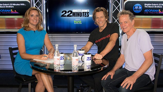 The Bacon Brothers Chew The Fat On Music, Movies
