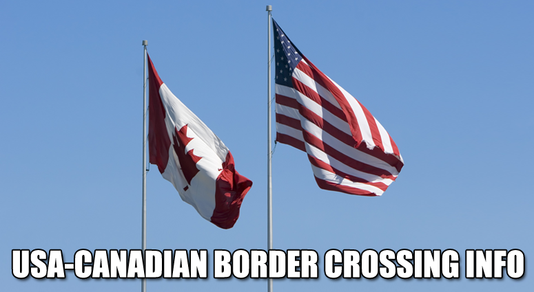 US-Canadian Border Crossing