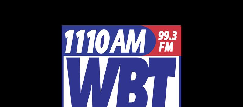 WBT Radio Logo