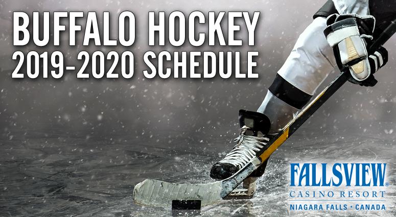 Buffalo Hockey Schedule