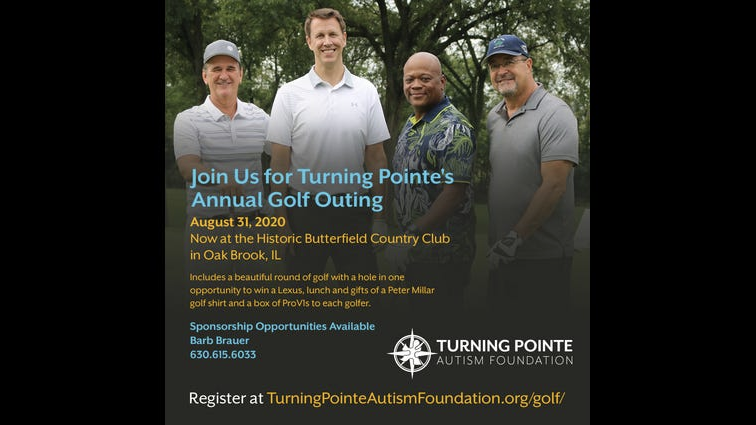 Turning Pointe's Annual Golf Outing