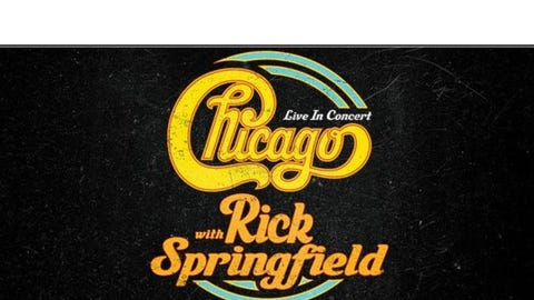 Chicago with Rick Springfield - RESCHEDULED