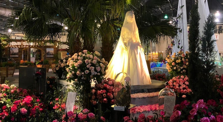 2020 Flower Show: An escape to South of France … an escape from germs 2