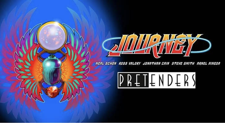 Journey with the Pretenders