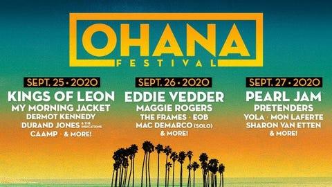 POSTPONED: Ohana Festival